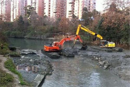 河道清淤意义